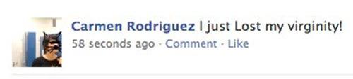 confession in facebook