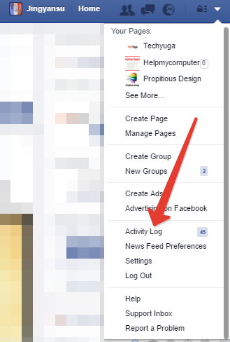 how to delete facebook search history (100%) working✅