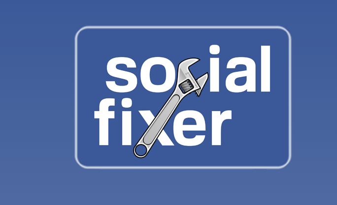 social fixer for facebook