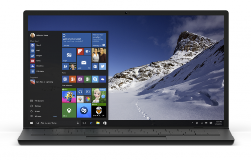 Microsoft release windows 10 on july 29