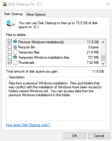 2016-01-20 19-32-23 Disk Cleanup for (C )