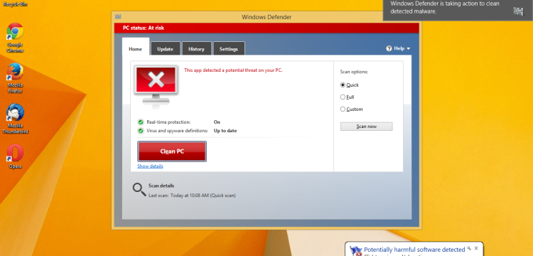 How to Use Windows Defender