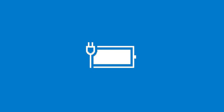 Which Applications Are Draining Your Battery on Windows 10