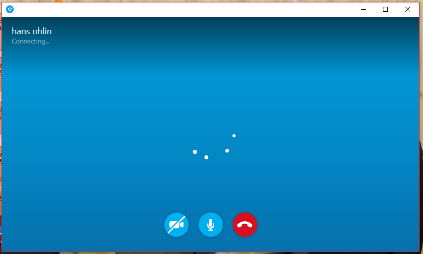 skype calling for web