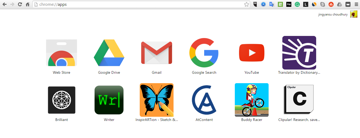 how to remove apps from google chrome