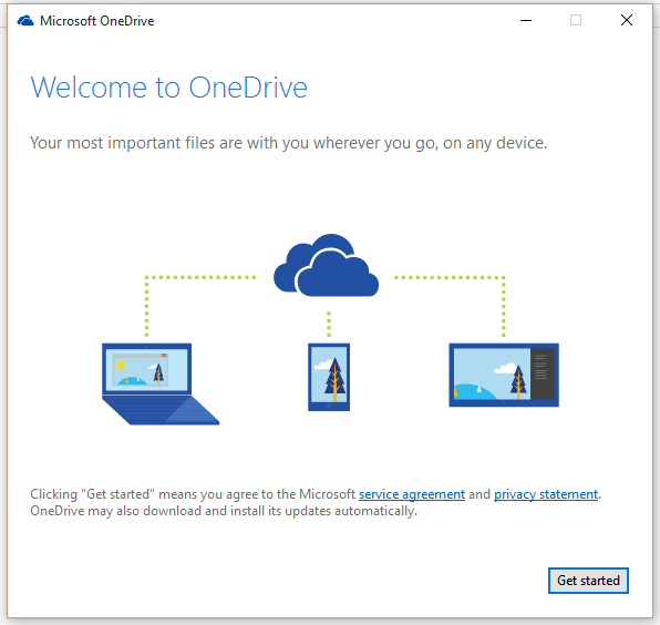 Completely Uninstall or Remove OneDrive in Windows 10