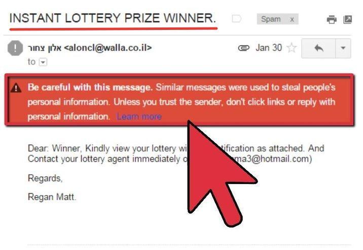 fake mails