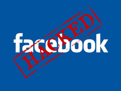 hacked fb account
