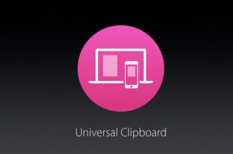 Universal clipboard