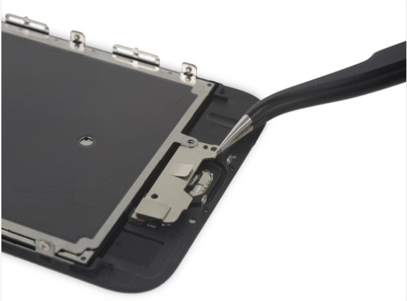 Removing home button bracket iPhone 6S