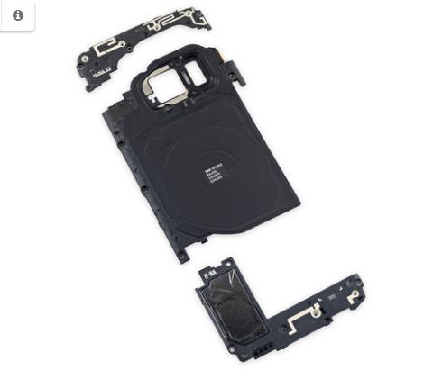 Samsung Galaxy S7 individual components