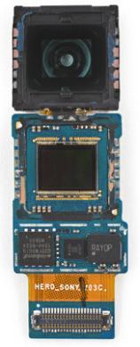 Samsung Galaxy S7 camera tear down