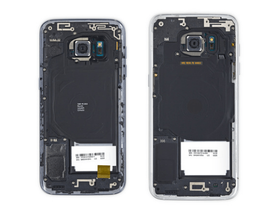 Samsung Galaxy S7 Edge repair teardown