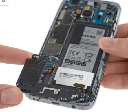 Samsung Galaxy S7 speakers