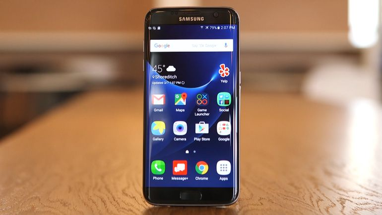 Samsung Galaxy S7 Edge Repair