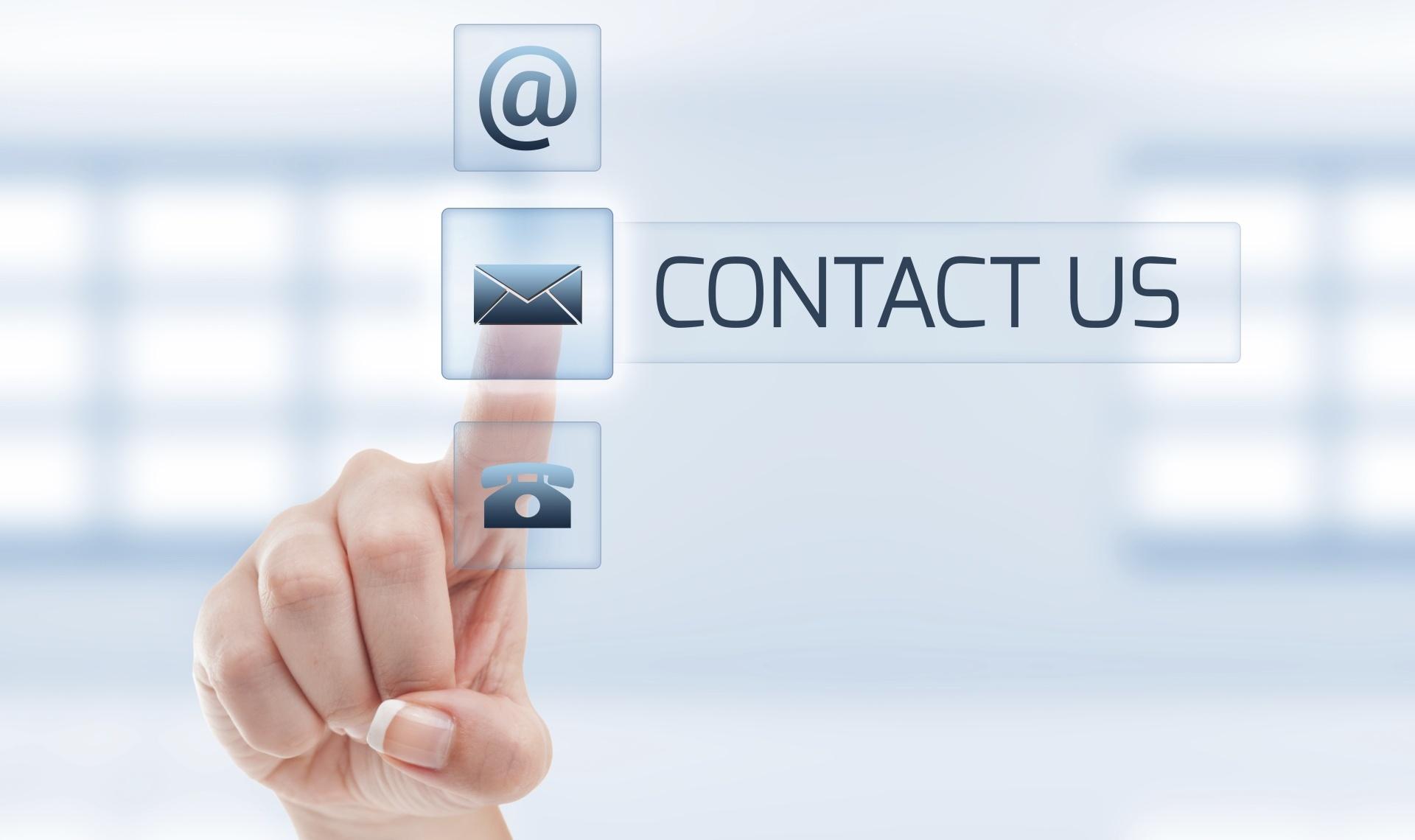 false contact information