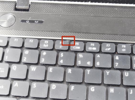acer keyboard panel
