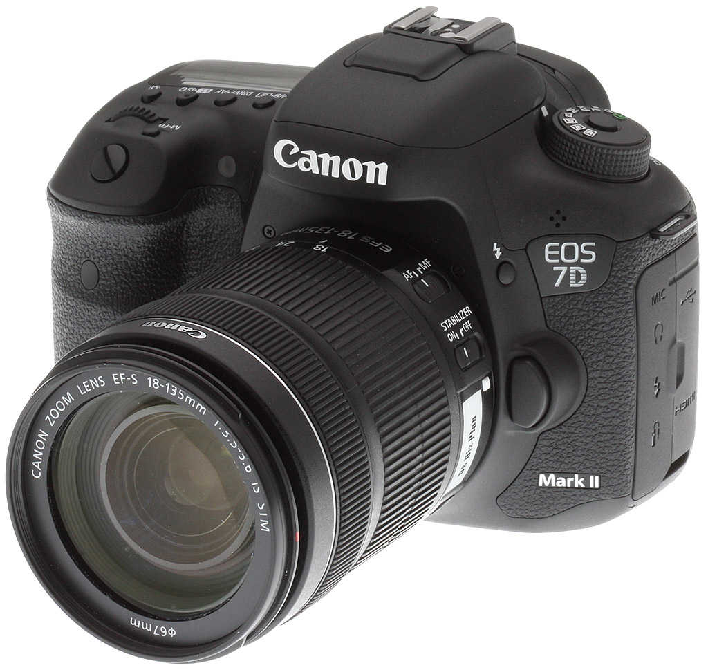 Canon EOS 7D camera