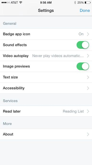 disabling autoplay videos