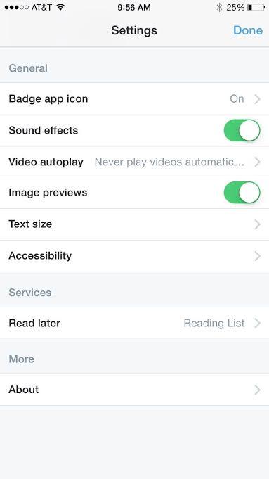 disabling autoplay videos
