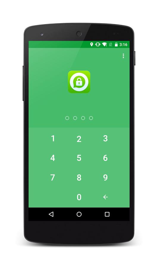 lock whatsapp