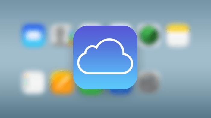 configure iCloud