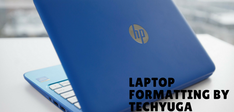 laptop formatting in kolkata