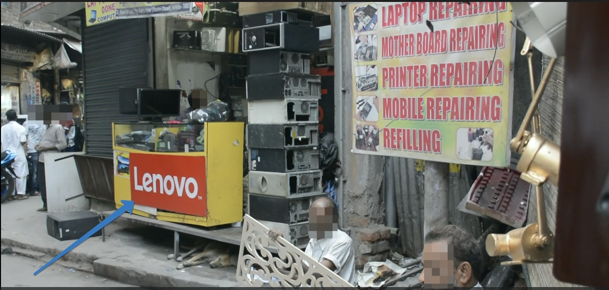 laptop service center in chandni
