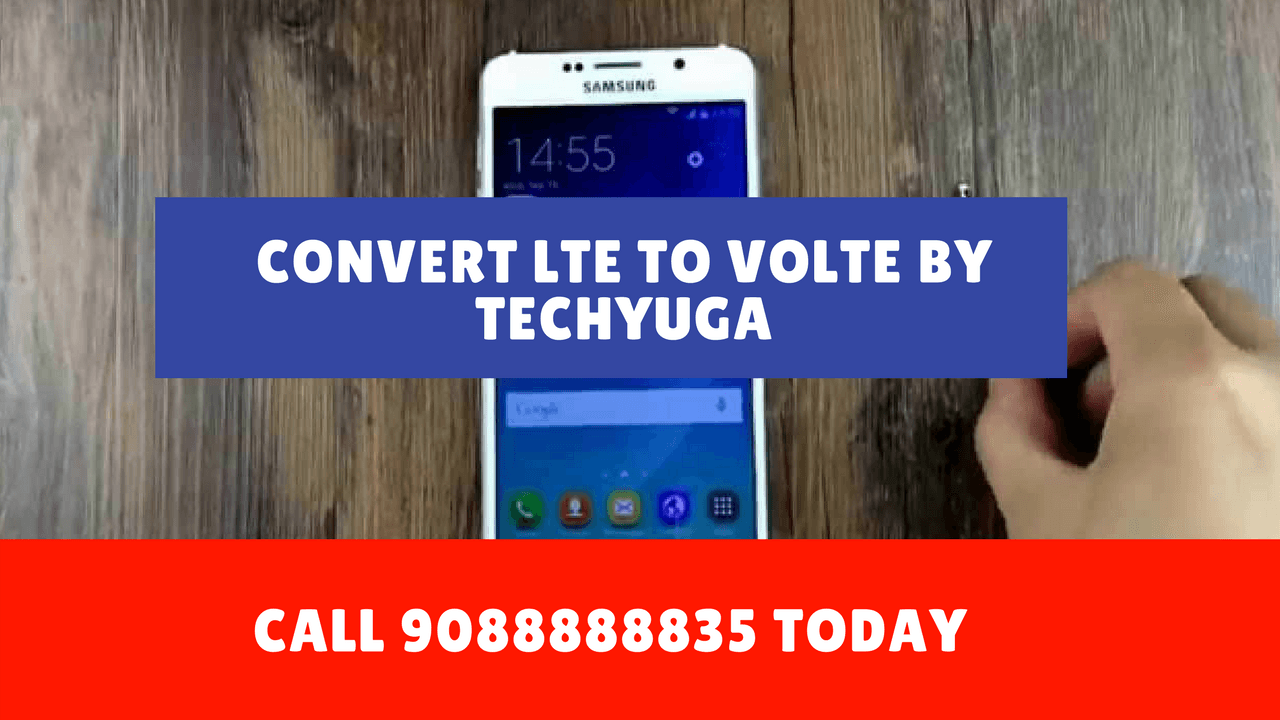 convert lte to volte in kolkata