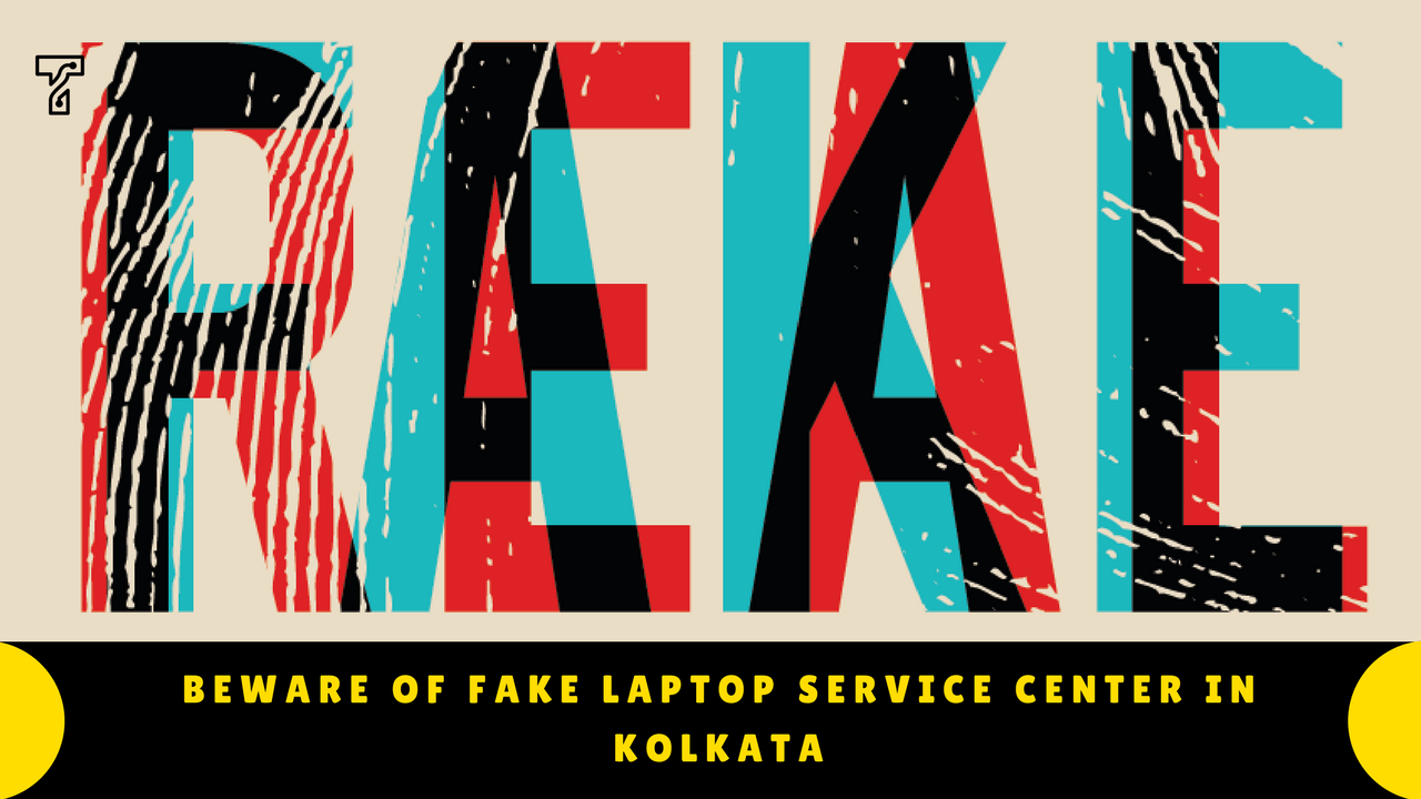 Fake Laptop Service Center in Kolkata