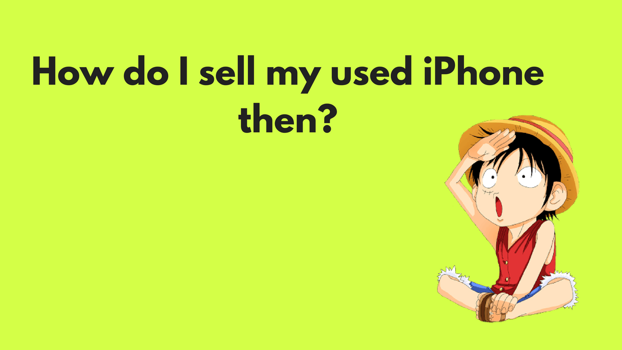 Sell used iPhone in Kolkata