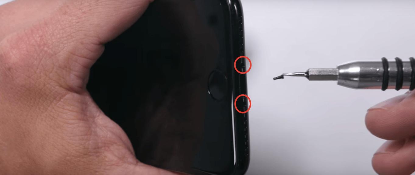 iphone 7 screen replacement in Kolkata