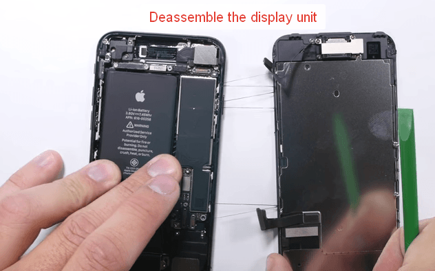 iphone 7 display assembly
